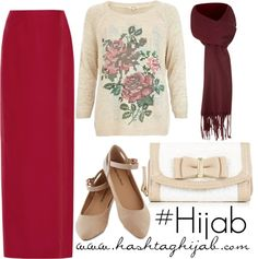 Hashtag Hijab Outfit #189
