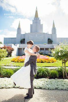 Oakland temple bay area wedding photography