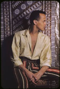 Carl Van Vechten's Harlem Photographs : The New Yorker, Harry Belafonte. Harry Belafonte, Zora Neale Hurston, Vintage Black Glamour, History Of Photography, Afro Punk, African American History, American Women, Native American, British History