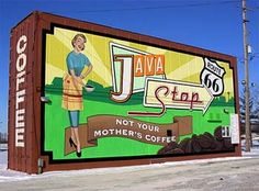 Route 66 Attractions | Route 66 Java Stop: Route 66 U Businesses and Attractions Listing