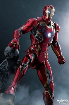Action Figures Come To Life In Stunning Images By Japanese Photographer All Marvel Heroes, Hq Marvel, Marvel Comic Universe, Marvel Dc Comics, Marvel Characters, Marvel Cinematic, Iron Man Suit, Iron Man Armor, Lron Man