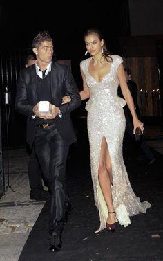 Cristiano Ronaldo & Irina Shayk