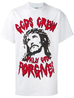 Gcds Camiseta com estampa