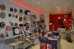 Intérieur de la boutique Pirouette à Nantes ©Mathieu Perrichet