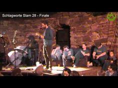 Grossartig - Anschau-/Anhoer-Empfehlung! rostrotkupferbraunbronze - Poetry Slam