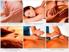 Como fazer massagem relaxante