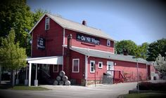 Old Mill Winery: There Grindstone Red is amazing. Very similar to an Italian Lambrusco.  And this winery has some amazing food as well. The wineburger is fantastic.