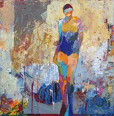Stephanie Breitbard Fine Arts | Jylian Gustlin (figurative)