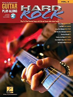 Hard Rock - Guitar Play Along w/ CD Vol.3 : Hal Leonard