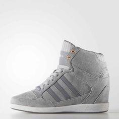 check out dd656 67416 Adidas neo WENEO Súper Zapatos de cuña gris   Adidas. gloria rodriguez ·  SPORT CLOTHES · Adidas Mercancía Caliente - Adidas Ámbar Light Up W Sky Hi  ...