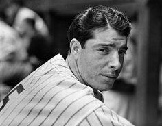 Spotlight on the Charles Conlon Baseball Collection: The Classic Joe DiMaggio Portrait - Baseball History Comes Alive! Baseball Star, New York Yankees Baseball, Baseball Photos, Ny Yankees, Angels Baseball, Joe Dimaggio, Mlb Players, Baseball Players, Happy Birthday Joe