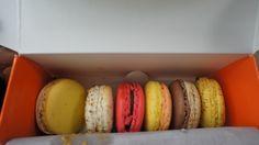 Macarons from the Sweet Lobby, Washington, DC