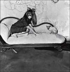 "Roger Ballen's ""The Selma Blair Witch Project"" for The New York Times (2005)"