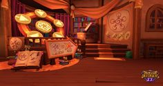 ArtStation - Dungeon Defenders 2 Environments, David DeCoster