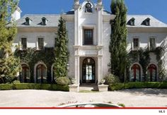 Of course some star chaser put in an offer.  This is where Michael Jackson died.