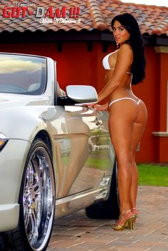 Sexy Women And Cars 95