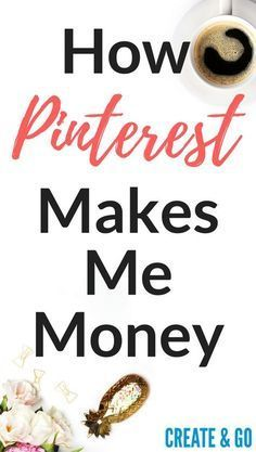 How I make money online blogging and driving my blog traffic via Pinterest! http://createandgo.co/pinterest-job-make-money-online/
