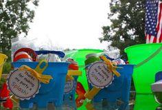 Fiesta de Cumpleaños en la Piscina