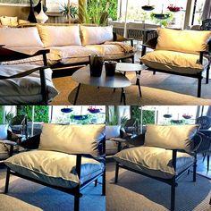 New arrivals : Sofa Terramare Lounge Furniture, Outdoor Furniture Sets, Outdoor Decor, Emu, Outdoor Living, Portugal, Sofa, Colours, Shapes