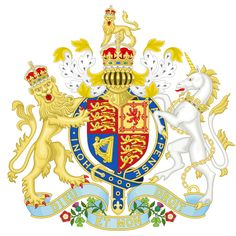 Coat of Arms of the United Kingdom (1837-1952)