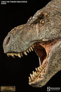 Dinosauria T-rex: The Tyrant King Statue by Sideshow Collec | Sideshow Collectibles