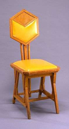 Side Chair, 1968-137-1-c, 1921-1925 | Objects | Collection of Smithsonian Cooper-Hewitt, National Design Museum