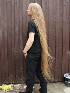 Super Long Hair | Super long hair (Hairfreaky) | Flickr - Photo Sharing!