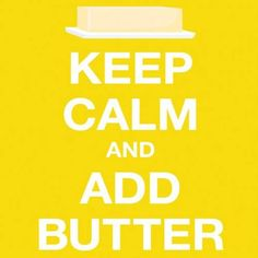 To master the Art of French cooking, one must understand the significance of butter!  Liliane has perfected it.