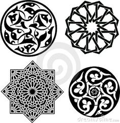 Islamic ornaments