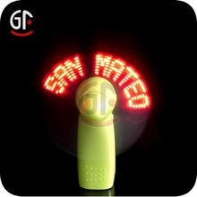 Flashing Mini Fan, Flashing Mini Fan direct from Shenzhen Great-Favonian Electronics Co., Ltd. in China (Mainland)
