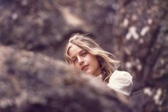 Anne Lambert as Miranda in Picnic at Hanging Rock