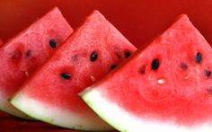 I adore watermelon...sometimes that's all I eat for dinner!