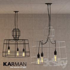Karman SISMA Pendant lamp