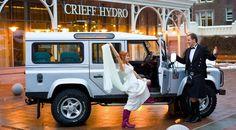 #LandRover Wedding Transport For more insipiration visit us at https://facebook.com/theweddingcompanyni or http://www.theweddingcompany.ie