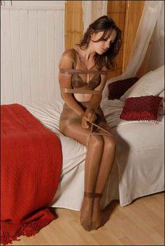 Its pantyhose nurse gagged need
