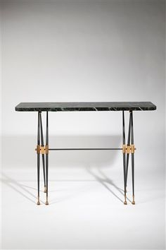 console by jules leleu console table sideboard table console tables console
