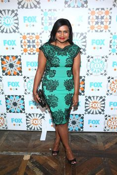 Mindy Kaling attends the Fox Summer TCA All-Star party at Soho House in West Hollywood, California, on July 20, 2014. Check out all the Celebs Spotted at Soho House! http://celebhotspots.com/hotspot/?hotspotid=23413&next=1