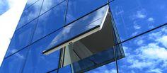 Vidrio estructural en fachada