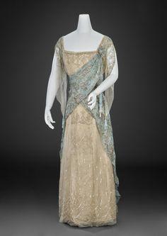 Evening Dress Girolamo Giuseffi 1912-1914 Indianapolis Museum of Art