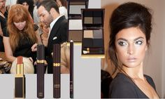Make - Up Artists Backstage Tips and Tricks, Charlotte Tilbury and Tom Ford