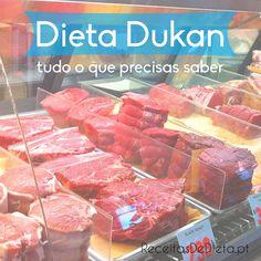 Dieta Dukan  #dieta #fitness #saude #emagrecer