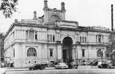 Década de 50 - Antigo Instituto de Eletrotécnica.