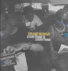 Precision Series Brand Nubian - Everything Is Everything