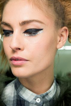 Couture Beauty: Spring Summer 2014 Hair & Make-Up CHANEL