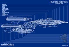 Galaxy Class - Refit