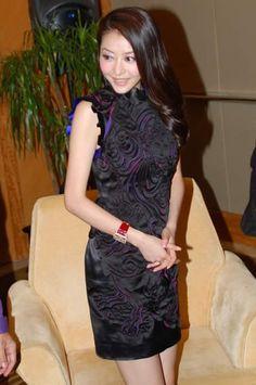 20 Actress' Sexy Vintage Cheongsam Photography