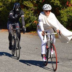 Do you use the force on your rides?