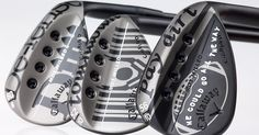As part of Callaway Customs, we're giving golfers an additional option called Tour Limited. Every month, our expert wedge craftsman Anthony Taranto will design and produce a set of three unique wedges