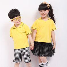 Nueva escuela primaria trajes ropa de niños ropa de uniformes, uniformes conjuntos Kinder Park día Han Feng coro Jersey 1310