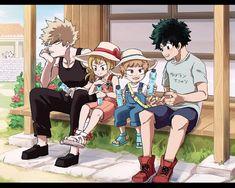 Twitter My Hero Academia Memes, Hero Academia Characters, My Hero Academia Manga, Buko No Hero Academia, Spideypool, Familia Anime, Pokemon, Cute Anime Couples, Tamaki